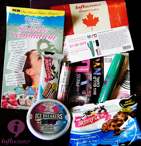 Influenster Maple Box