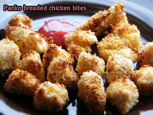 Healthier Chicken Nuggets Recipe Tea Amp Nail Polish