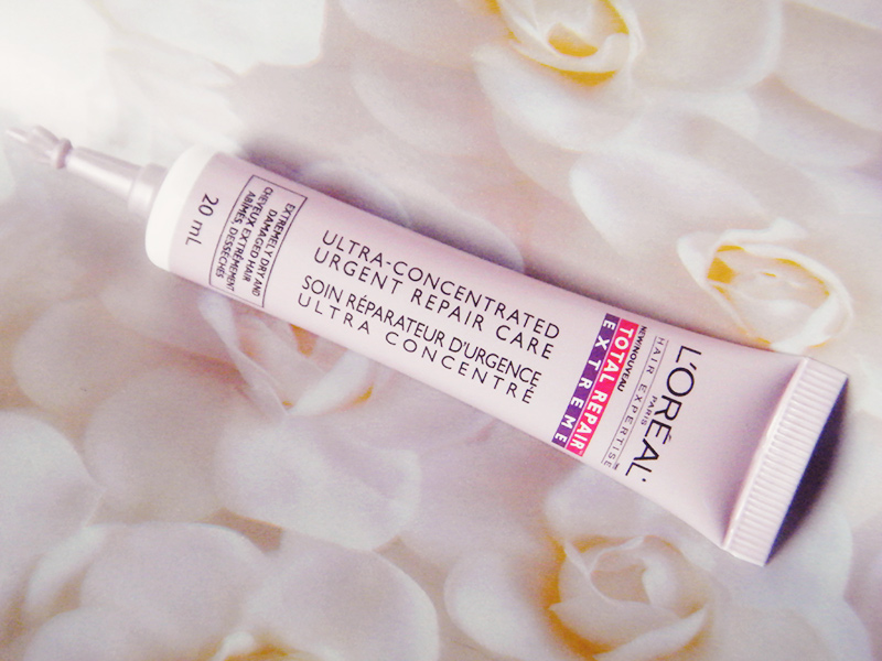 L'Oreal Total Repair Extreme Ultra-Concentrated Urgent Repair Care Review