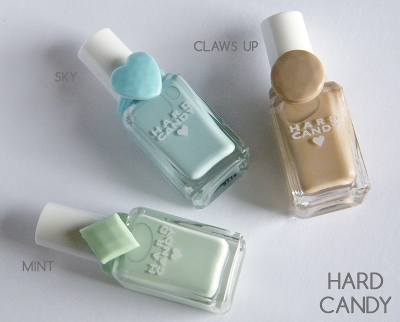 Hard Candy 20th Anniversary Nail Polish Sky Mint Claws Up