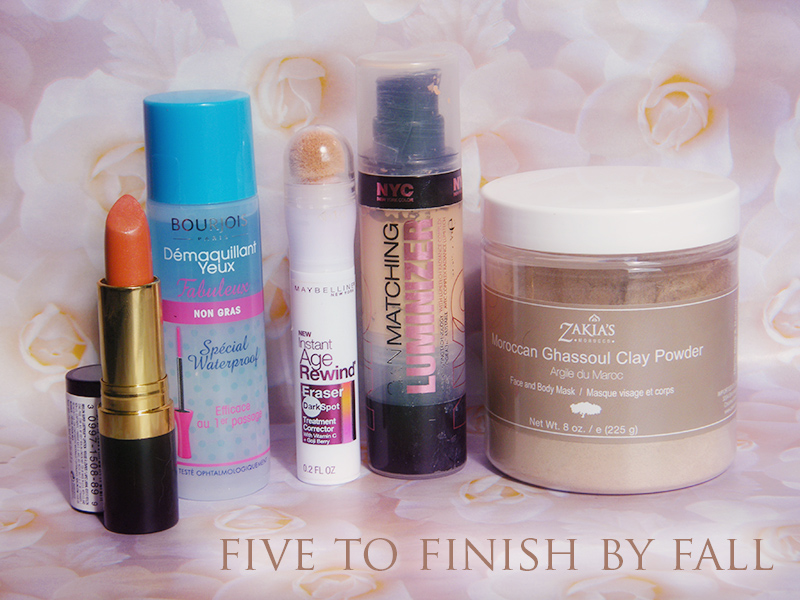 Five To Finish By Fall Face Edition