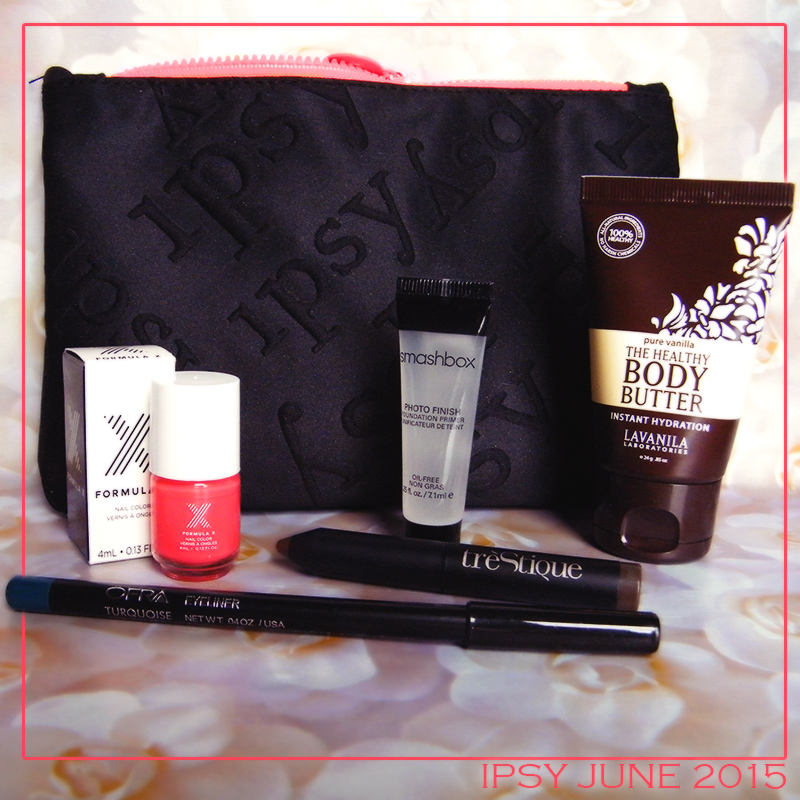 Ipsy Subscription Box June 2015 Unboxing