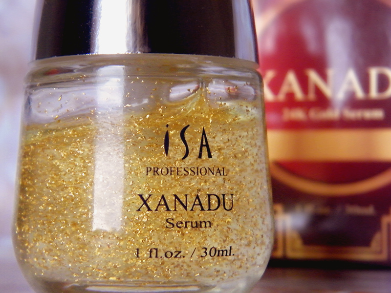 Isa Professional Xanadu 24k Gold Serum Review