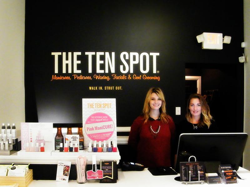 The Ten Spot James Street Desk Staff