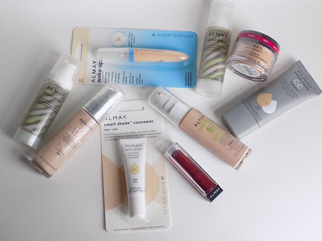 Almay Makeup Clearance Haul