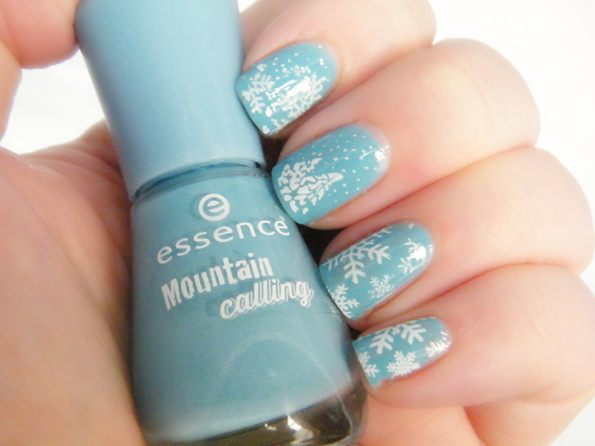 Essence mountain calling nail art tea nail polish prinsesfo Images