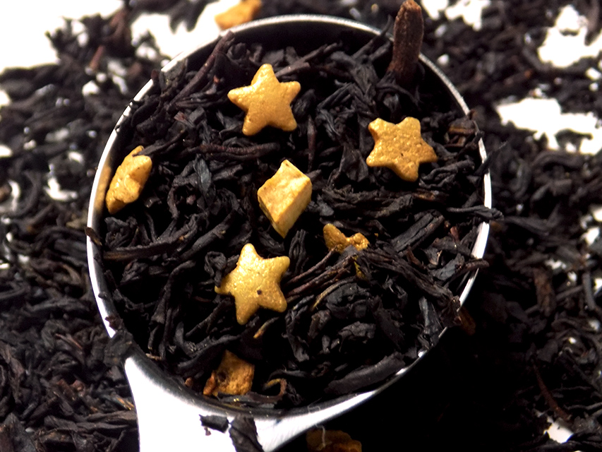 Davids Tea Glitter & Gold Loose