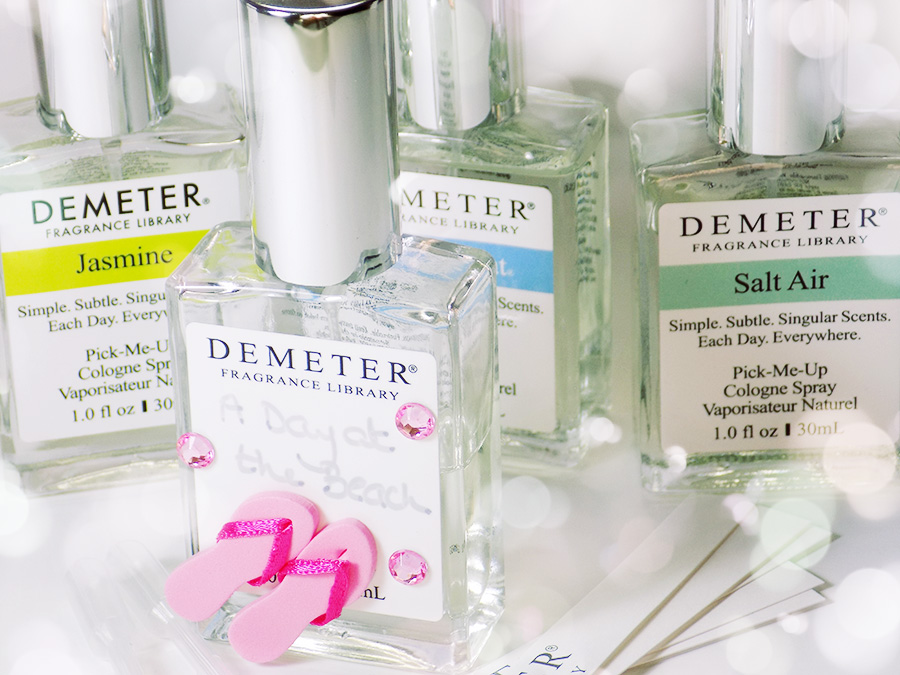 Demeter Fragrance Foolproof Blending Kit Review - A Day at the Beach -  Edited