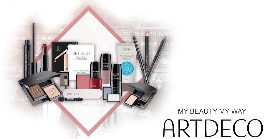 Art Deco Advent Calendar : Art deco makeup canada saubhaya