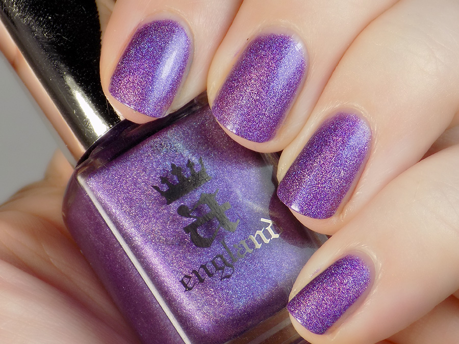 A England - Angel Grace Swatches and Review - Tennysons Romance Collection