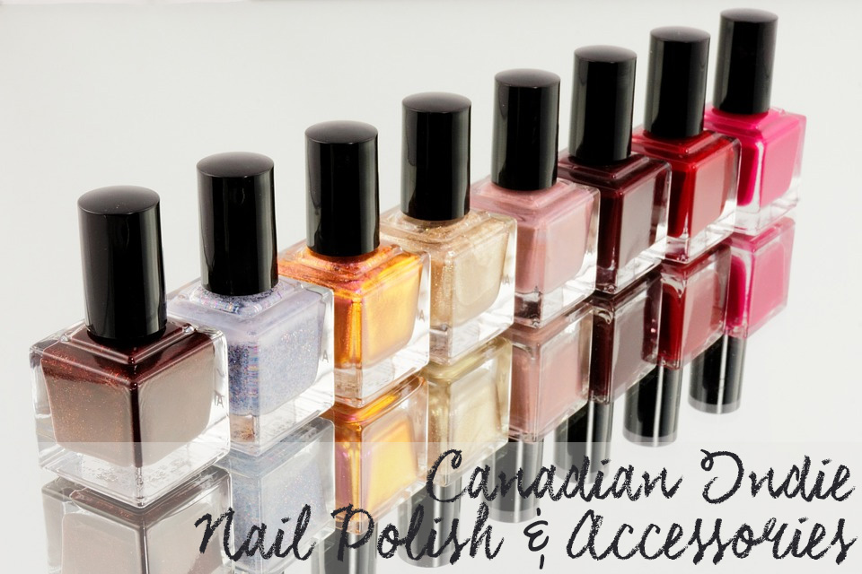 Canadian Indie Nail Polish, Nail Art & Nail Care Makers - Tea & Nail Polish