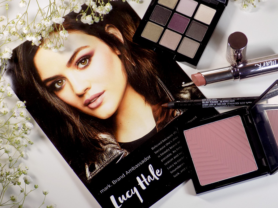 Mark. by Avon - Get The Look: Lucy Hale - Tea & Nail Polish
