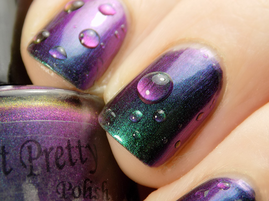 Paint it Pretty Polish Enchanted Swatch and Review