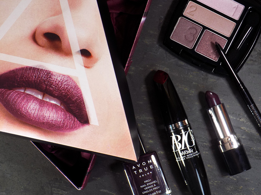 Avon Fall Wine Trends Box 2017 - All Products