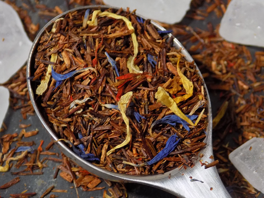 The6Tea Rooibos Rainbow Tea Review