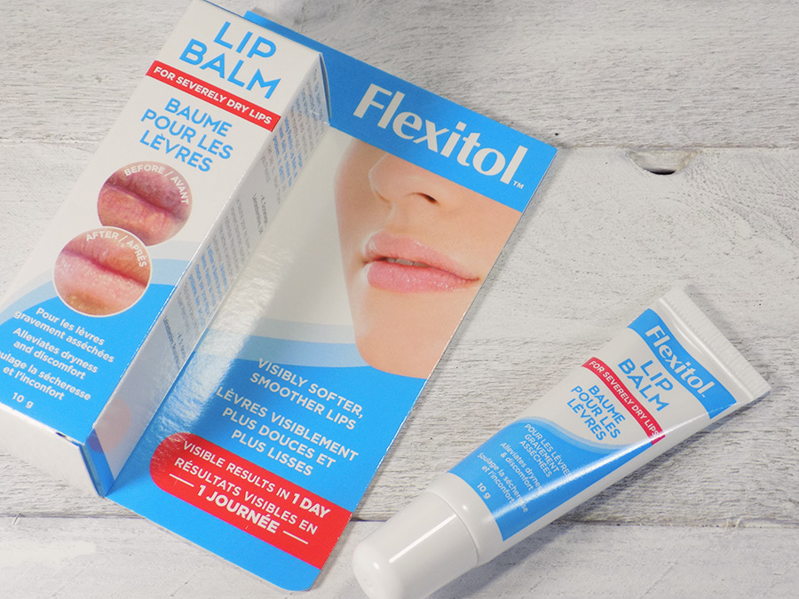 Flexitol Lip Balm Reviews