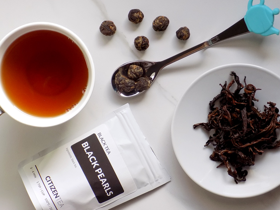 Citizen Tea Black Pearls Review