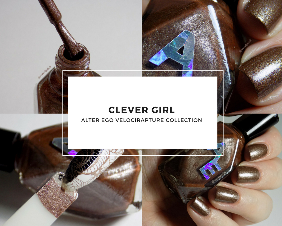 Alter Ego Clever Girl Velocirapture Collection