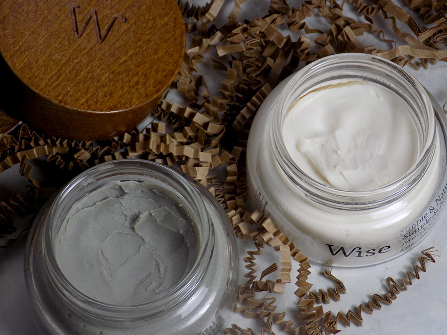 Wise Simple and Natural Mens Clay Pomade vs Cream Pomade - Reviews